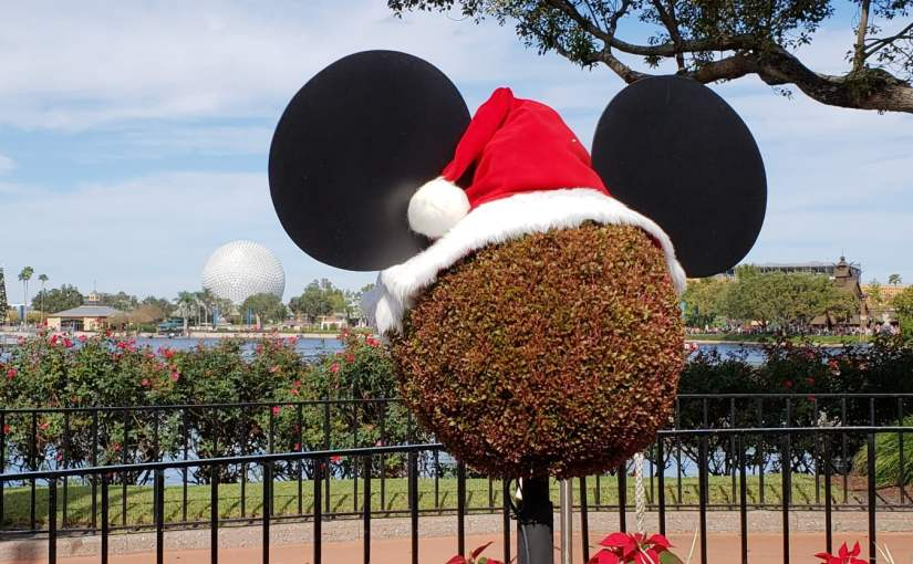 Guia completo do Natal no Epcot