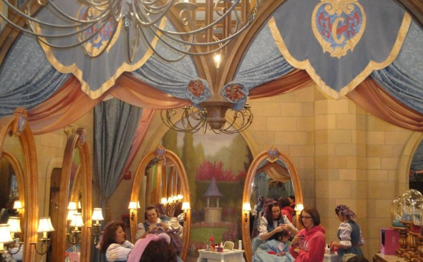Disney irá inaugurar outra unidade da boutique do dia de princesas
