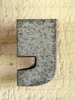 Comma wall art