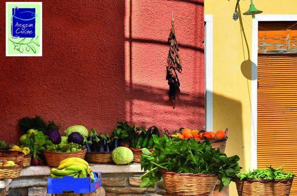 Aegean Cuisine: Ένταξη/παραμονή στο δίκτυο