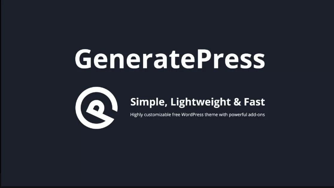 Generatepress dan wordpress 5, jodoh tidak? 2