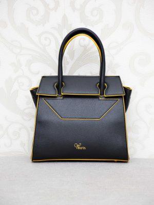 25CM YESSIN BLACK/YELLOW BAG