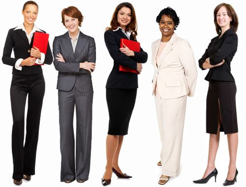 Personal Grooming Tips for Business Women (2/4)