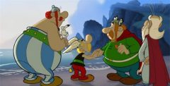 Asterix i vikinzi (2006) - Asterix and the Vikings (2006) - Sinhronizovani crtani online