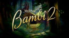 Bambi II (2006) sinhronizovani crtani online