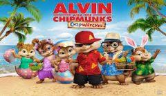 Alvin i vjeverice 3: Urnebesni brodolom (2011) sinhronizovani crtani online