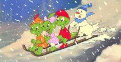 Coco & Drila: Čarobna Vreća Djeda Božićnjaka (2003) sinhronizovani crtani online