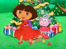 Dorina bozicna avantura (2009) - Dora's Christmas Carol Adventure (2009) - Sinhronizovani crtani online