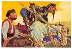 Don Kihot i Sanco Pansa (1971) domaći film gledaj online