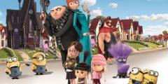 Gru na supertajnom zadatku (2013) online besplatno sinhronizovani crtani za djecu!