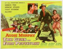 The Guns of Fort Petticoat (1957) online sa prevodom