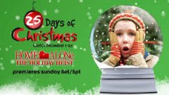 Home Alone: The Holiday Heist (2012) online sa prevodom
