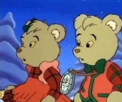 Medvjedići koji su spasili Božić (1994) sinhronizovani crtani online