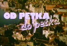 Od petka do petka (1985) domaći film gledaj online
