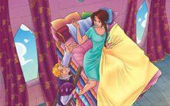 Princeza na zrnu graska sinhronizovani crtani online