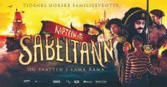 Kaptein Sabeltann og skatten i Lama Rama (2014) online sa prevodom