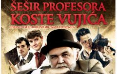 Sesir profesora Koste Vujica (2012) domaći film gledaj online