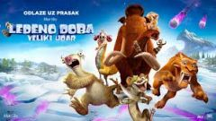 Ledeno doba: Veliki udar (2016) - Ice Age: Collision Course (2016) - Sinhronizovani crtani online