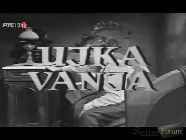 Ujka Vanja (1970) domaći film gledaj online