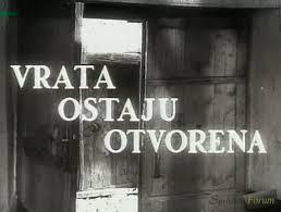 Vrata ostaju otvorena (1959) domaći film gledaj online
