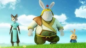 Legenda o Kung-Fu zeki (2011) - Legend of Kung Fu Rabbit (2011) - Sinhronizovani crtani online