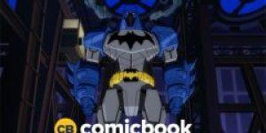 Batman Unlimited: Mechs vs. Mutants (2016) crtani online sa prevodom