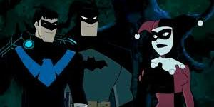 Batman and Harley Quinn (2017) online sa prevodom