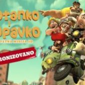 Smotanko i Trapavko: Neverovatna misija (2015) online besplatno sinhronizovani crtani za djecu!