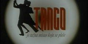 Tango je tuzna misao koja se plese (1997) domaći film gledaj online