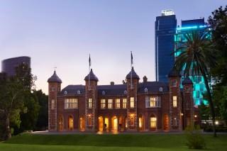 Government House, Perth CBD