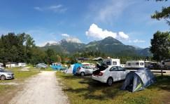 Кемпинг в Баварии в альпах (8)