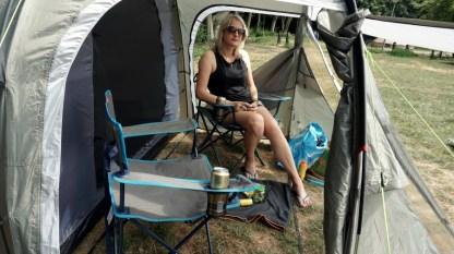 Лучшая палатка для двоих человек Coleman Coastline Plus (7)
