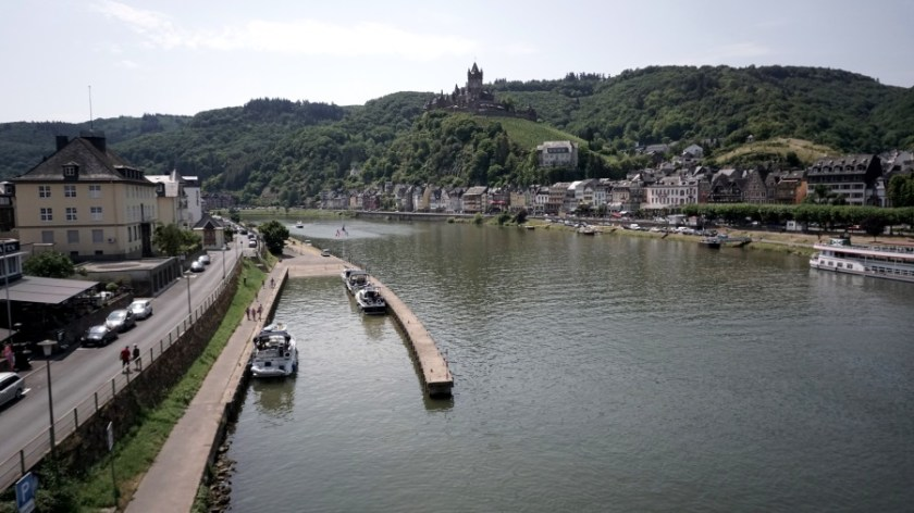 Cochem Germany and camping (10)