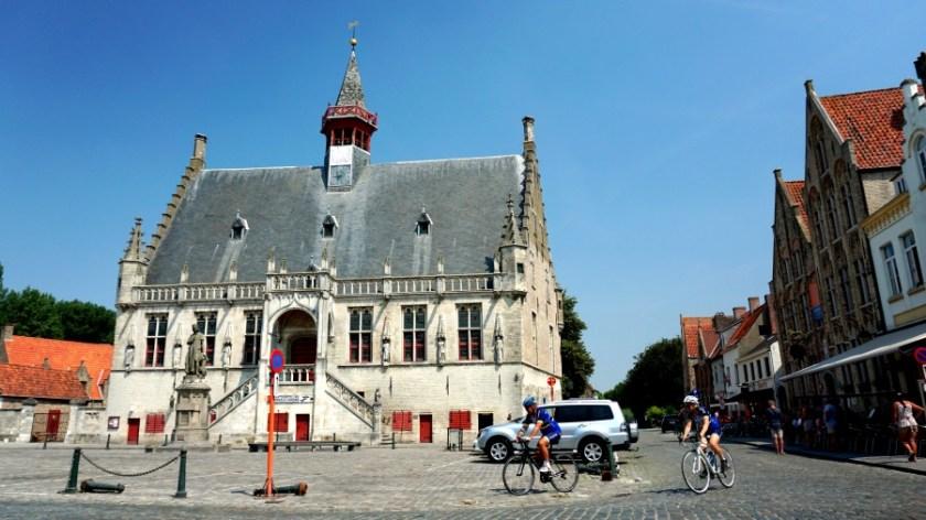 Бельгия город Дамме (5)