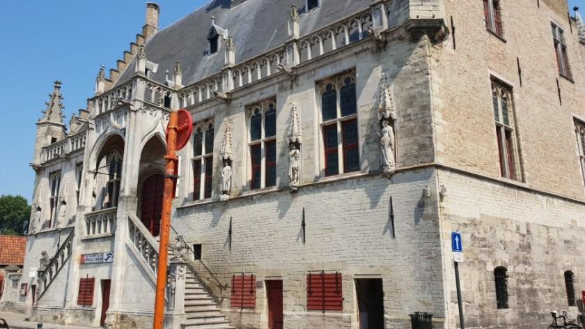 Город Дамме Бельгия (2)
