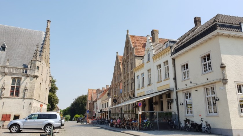 Город Дамме Бельгия (8)