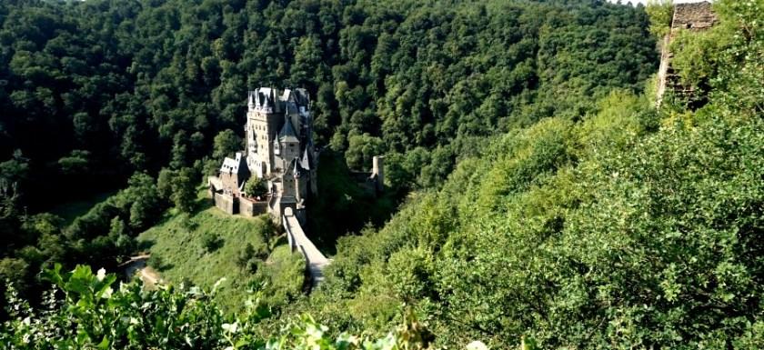 Замок Эльц Германия (1)