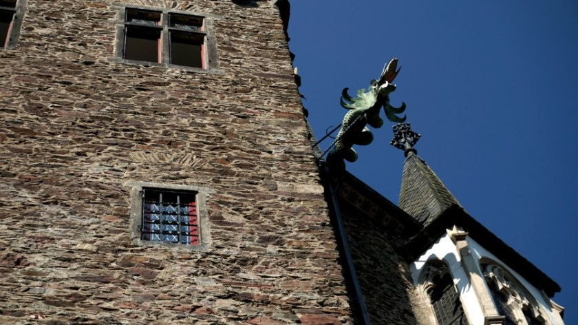 Замок Эльц Германия (4)