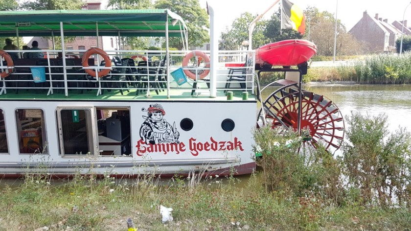 Lamme Goedzak from Bruges to Damme (1)