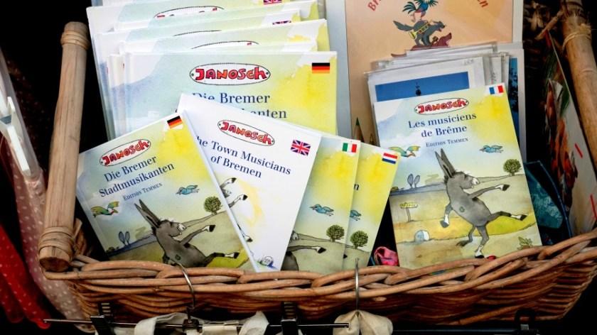 Бремен Германия Бременские музыканты (16)