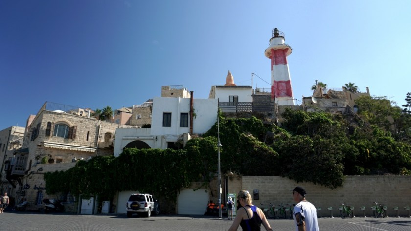 Walking day in Old Jaffa Israel (9)