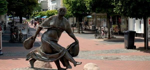 Хильден Германия,что делать в городе