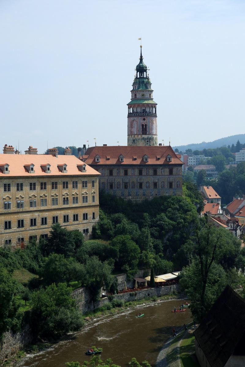 Крумлов Чехия (2)