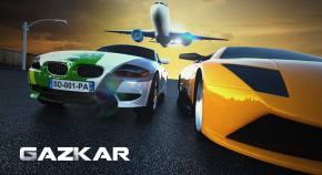 Gazkar : BMW vs Lamborghini