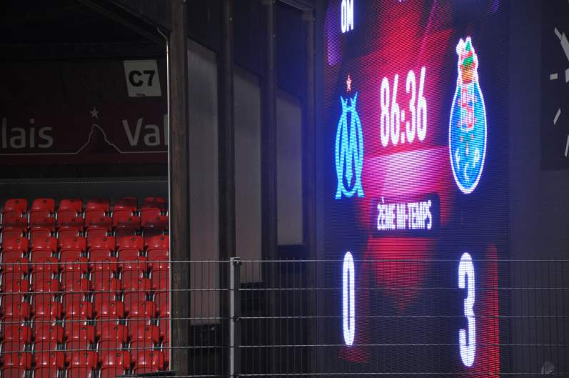 Zum Schluss heisst es 3:0 zu Gunsten der Portugiesen.