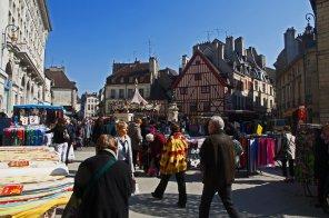 Stadtkern mit Markt