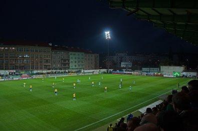 Anpfiff in Prag