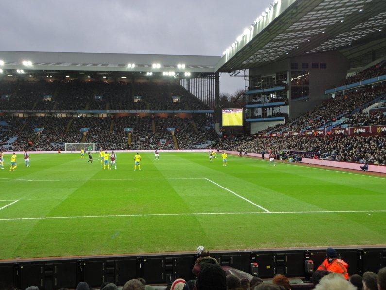 Aston Villa und Crystal Palace sind sich ebenbürtig