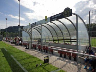 Die kleine Tribüne in Zürich