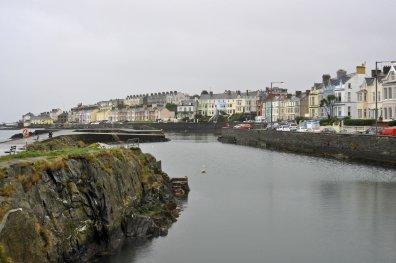 Promenade an der Küste in Bangor